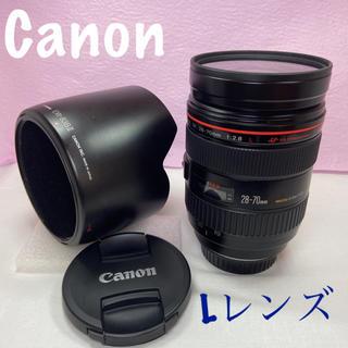 Canon - 【美品】canon EF 28-70 2.8 L USM 高級レンズフィルター付