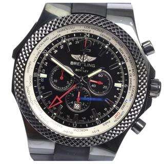 ブライトリング(BREITLING)のブライトリング ベントレー M47362 メンズ 【中古】(腕時計(アナログ))