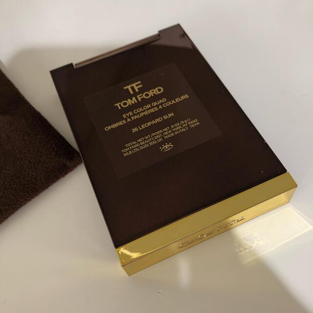 TOM FORD(トムフォード)の美品‼︎ TOM FORD 26 Leopard Sun コスメ/美容のベースメイク/化粧品(アイシャドウ)の商品写真