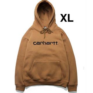 carhartt - 新品♡カーハート 刺繍ロゴパーカー XL