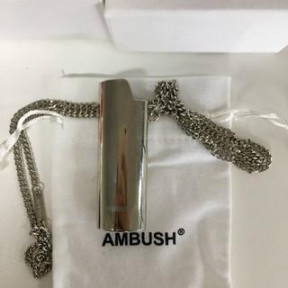 AMBUSH - AMBUSH ライターネックレス