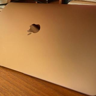 Mac (Apple) - みみ様専用 MacBook Air 2020 i3 16GBメモリー Gold