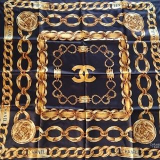 シャネル(CHANEL)のもちもち様専用 シャネル スカーフ(バンダナ/スカーフ)