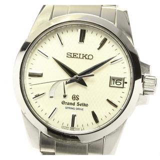 セイコー(SEIKO)のセイコー グランドセイコー 9R65-0AG1 メンズ 【中古】(腕時計(アナログ))