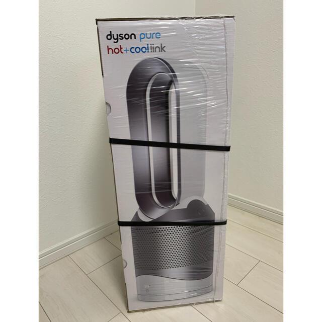 Dyson(ダイソン)の Dyson ダイソン Pure Hot+Cool Link HP03WS スマホ/家電/カメラの生活家電(空気清浄器)の商品写真