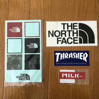 THE NORTH FACE - ステッカーセット