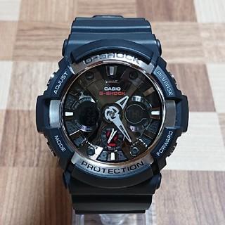 G-SHOCK - 美品【CASIO/G-SHOCK】デジアナ メンズ腕時計 GA-200-1AJF