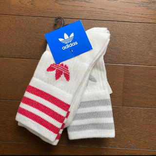 adidas - アディダス ソックス2足組