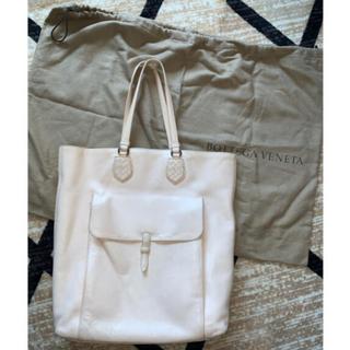 Bottega Veneta - ボッテガヴェネタ トートバッグ ホワイト 白 バッグ ハンドバッグ カバン