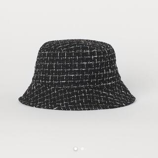 エイチアンドエム(H&M)の【新品同様】H&M バケットハット(ハット)