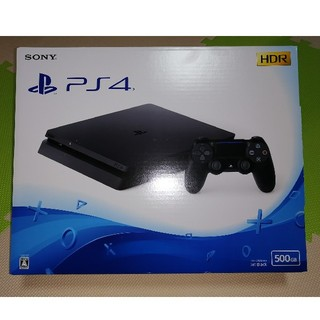 PlayStation4 - PS4  プレイステーション4  本体 新品