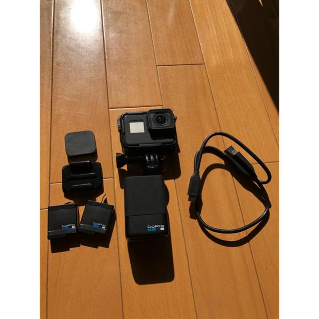 GoPro(ゴープロ)のGoPro hero 7 black 本体 等 スマホ/家電/カメラのカメラ(コンパクトデジタルカメラ)の商品写真