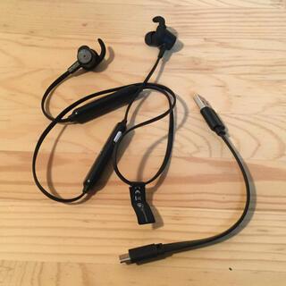ノイズキャンセル付 イヤホン Bluetooth4.2 ANC TT-BH043(ヘッドフォン/イヤフォン)