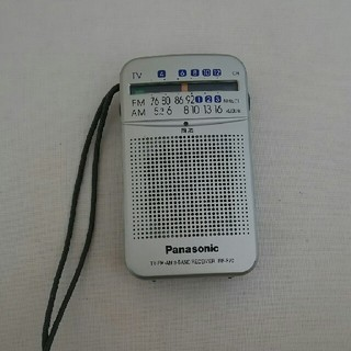 パナソニック(Panasonic)の送料無料 パナソニックラジオ(ラジオ)