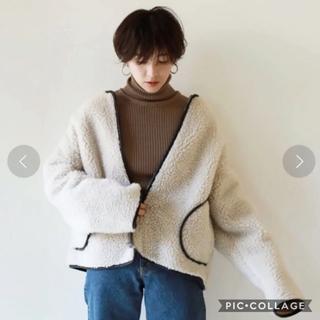 TODAYFUL - 美品‼️トゥデイフル ボアジャケット コート パンピング