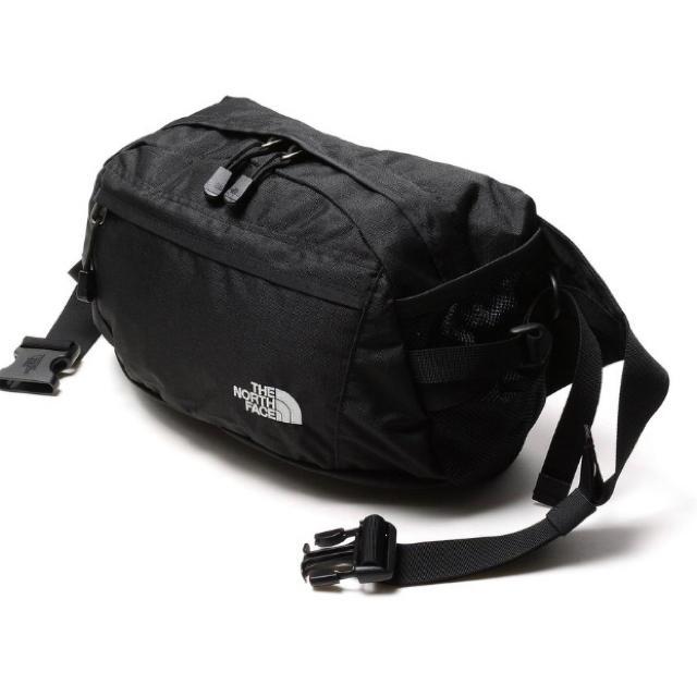 THE NORTH FACE(ザノースフェイス)のTHE NORTH FACE  クラシックカンガ 黒 メンズのバッグ(ボディーバッグ)の商品写真