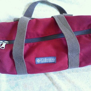 コロンビア(Columbia)のColombiaミニスポーツバッグ~♡(ボストンバッグ)