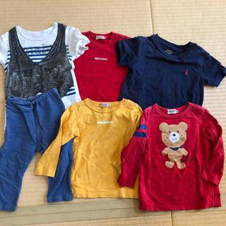 ミキハウス(mikihouse)のミキハウス ラルフ ユニクロ等 まとめ売り (Tシャツ)