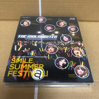 バンダイナムコエンターテインメント(BANDAI NAMCO Entertainment)のTHE IDOLM@STER 6th ANV アイドルマスター Blu-ray(ミュージック)