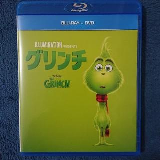 ミニオン(ミニオン)のグリンチ ブルーレイ+DVDセット Blu-ray(アニメ)