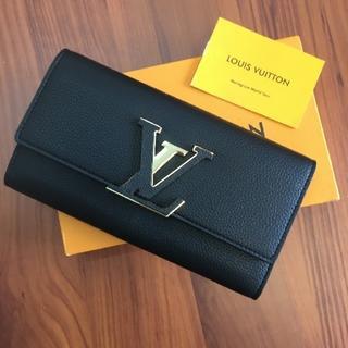 ルイヴィトン(LOUIS VUITTON)の❤大人気❤ルイヴィトン 長財布 小銭入れ(財布)