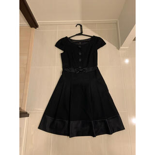 Barbie - 【Barbie】リボン付きワンピース・ドレス