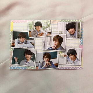 ジャニーズジュニア(ジャニーズJr.)の2019 ジャニーズJrカレンダー 7MEN侍(アイドルグッズ)