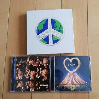 キスマイフットツー(Kis-My-Ft2)のBE LOVE、星に願いを(dTV放送中) セット(ポップス/ロック(邦楽))