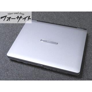 エヌイーシー(NEC)のジャンク品 NEC LaVie LL760/9 ノートパソコン ◇ シルバー(ノートPC)