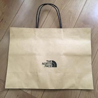 ザノースフェイス(THE NORTH FACE)のノースフェイス紙袋(ショップ袋)