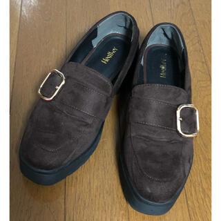 ヘザー(heather)のheather ローファー(ローファー/革靴)