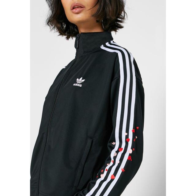 adidas(アディダス)のSサイズ adidas トラックジャケット(ジャージ )GK7174 レディースのジャケット/アウター(ナイロンジャケット)の商品写真