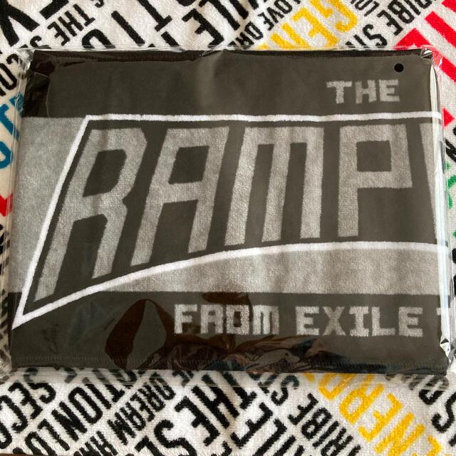 EXILE TRIBE(エグザイル トライブ)のDBK RAMPAGE マフラータオル エンタメ/ホビーのタレントグッズ(ミュージシャン)の商品写真