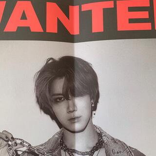 エクソ(EXO)のWayV    テン ポスター(K-POP/アジア)