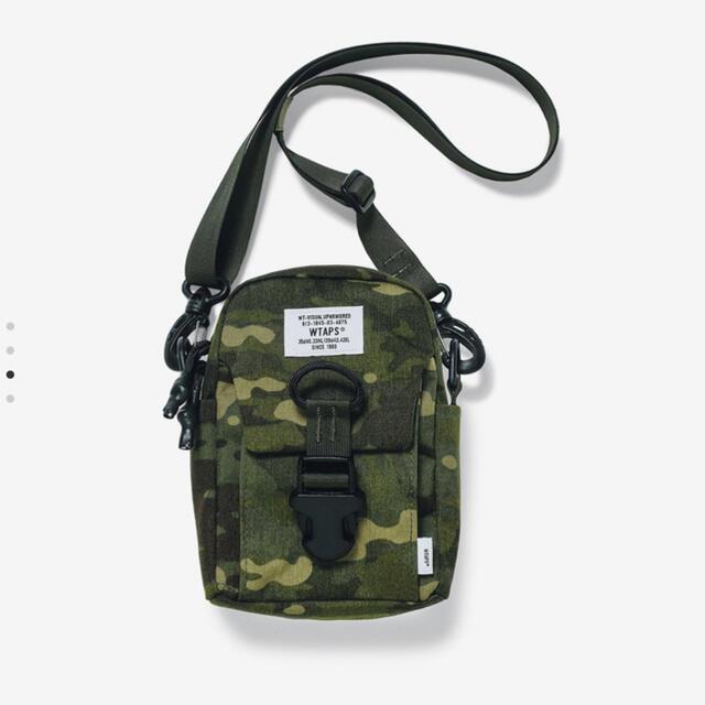W)taps(ダブルタップス)の20aw WTAPS RECONNAISSANCE POUCH NYPO メンズのバッグ(ショルダーバッグ)の商品写真