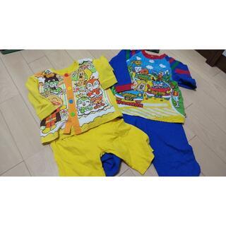 アンパンマン - アンパンマン  パジャマ  二枚セット