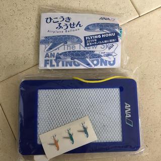 エーエヌエー(ゼンニッポンクウユ)(ANA(全日本空輸))の飛行機おもちゃ(ノベルティグッズ)