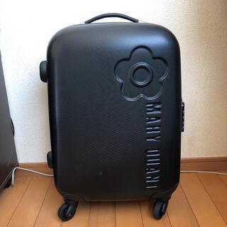 マリークワント(MARY QUANT)のマリークワントキャリーケース(スーツケース/キャリーバッグ)