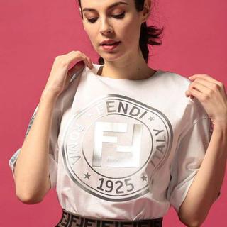 フェンディ(FENDI)のFENDI♡Tシャツ(Tシャツ(半袖/袖なし))