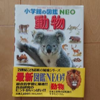 ショウガクカン(小学館)の小学館の図鑑   NEO  動物 (絵本/児童書)