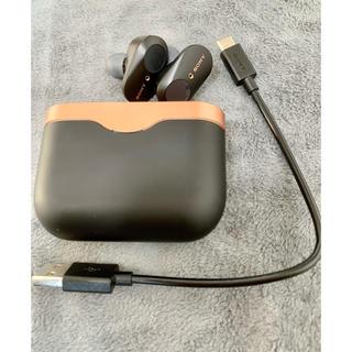SONY - SONY WF1000XM3 ワイヤレスノイズキャンセリングステレオヘッドセット