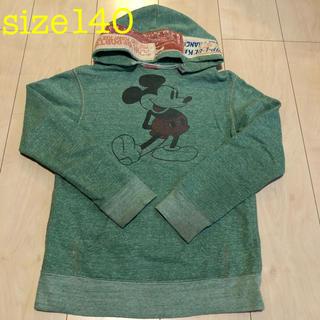 デニムダンガリー(DENIM DUNGAREE)の★denim dungaree mickey Hood hoodie(その他)