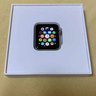 Apple Watch - Apple Watch 初代 42mm ステンレスシルバー