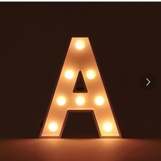Francfranc - アルファベット LED