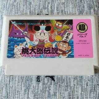ファミリーコンピュータ(ファミリーコンピュータ)の桃太郎伝説(家庭用ゲームソフト)