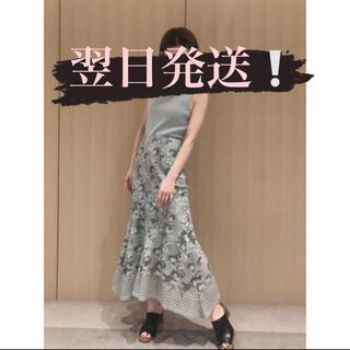 snidel - スナイデル*オリジナルレースマーメイドスカート