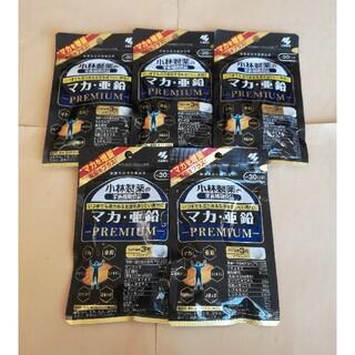 小林製薬 - 小林製薬 マカ.亜鉛プレミアム30日分×5袋