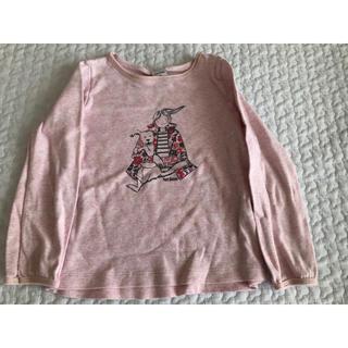 プチバトー(PETIT BATEAU)のプチバトー トップス(Tシャツ/カットソー)
