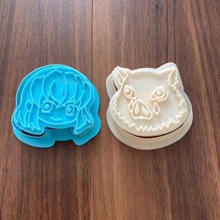 鬼滅の刃 クッキー型(キャラクターグッズ)