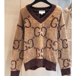 Gucci - 人気 GUCCI GGロゴ セーター s